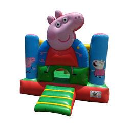 Brincolin inflable de Peppa Pig.